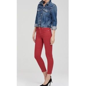 Citizens of Humanity Rocket High Rise Skinny Cords